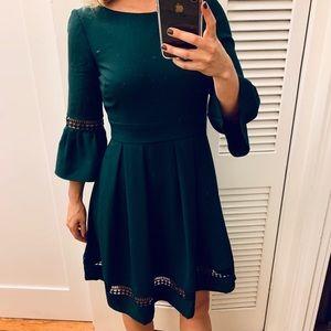 Eliza J Fall Cocktail Dress